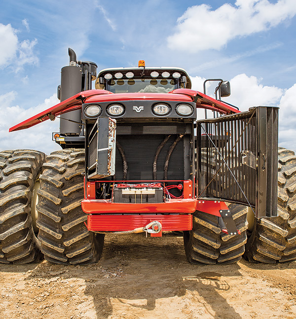 Thatu0027s Why All Versatile Tractors Are Designed With Easy Serviceability In  Mind. Routine Service Can Extend The Life Of Your Tractor, Minimize  Downtime And ...